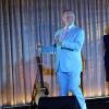 На концерте, посвящённому дню  рождения  Бориса Галкина В Кремле. (Дипломатический зал)