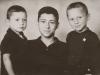 Я и мои братья (слева направо) Я , Лёва и Ефим