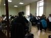 Подготовка к моему  авторскому концерту. Репетиция с Государственным симфоническим оркестром Дирижёр Н. Н. Степанов.