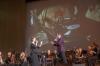Валерия Ланская и Леонид Серебренников на творческом вечере М. Машкауцана в Администрации Президента РФ.  Foto Anna Guessel( Paris)