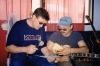 Я и мой друг Михаил Бильковский