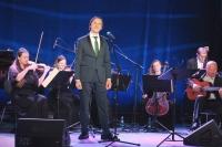 Авторский вечер М. Машкауцана в Кремле.(Дипзал)   Сергей Петрищев